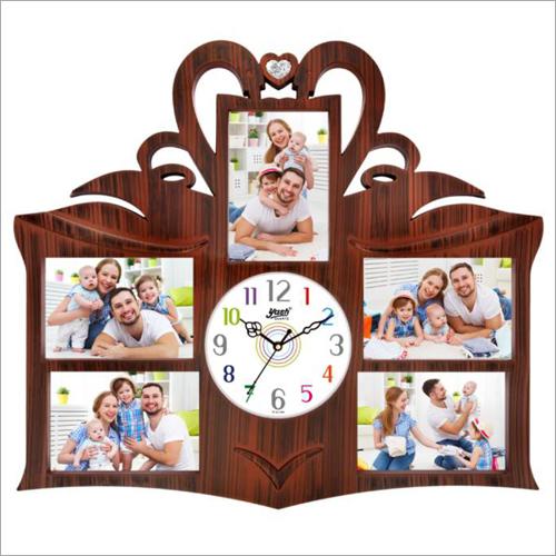 530x470 mm Clock Photo Frame