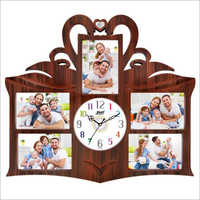 530x470 mm Clock Photo Frame