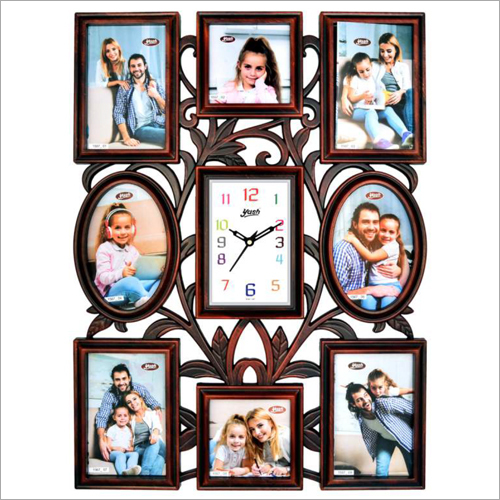 425x575 mm Clock Photo Frame
