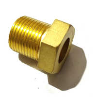 Brass Male female Cap Nut