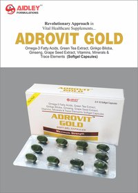 ADROVIT-GOLD  (Softgel Capsules)