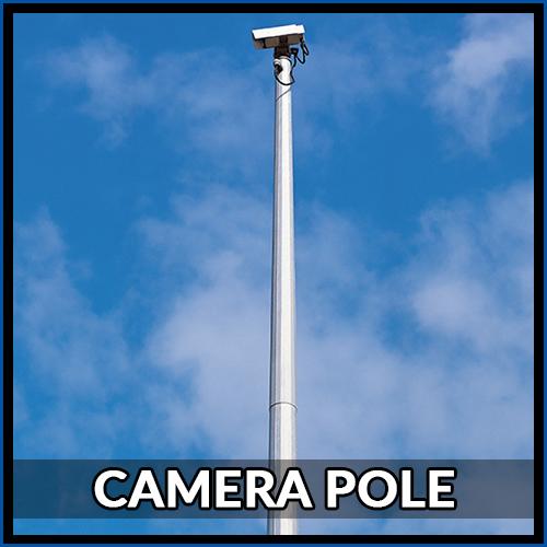 CCTV Camera Poles