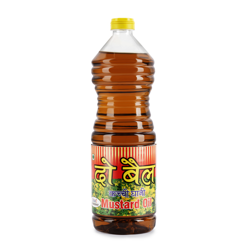 Pure Mustard Oil Application: Household