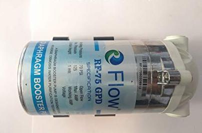 RO Booster Pump - 75 GPD