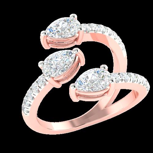 Gold & Diamond Rings