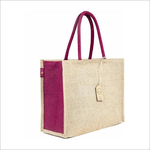 Plain Jute Gift Bag