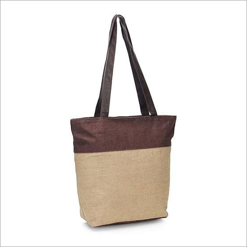 Plain Jute Tote Bag