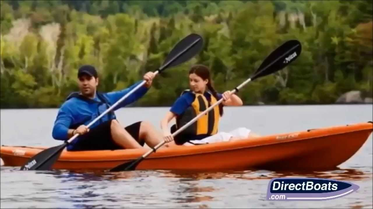 2 Seater Kayak