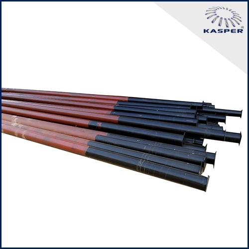 MS Swagged Tubular Pole