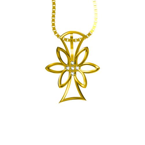 Plain Gold Jewellery
