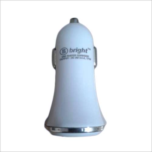 Bright Mini USB Car Charger