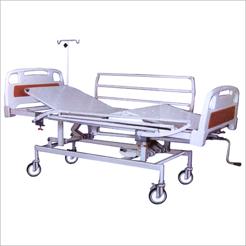 ABS Panels Mechanical ICU Bed