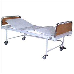 SS Bow Hospital Fowler Bed