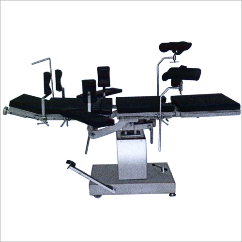 Super Deluxe Hydraulic Operating Table