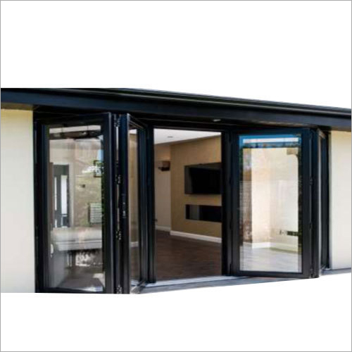 Folding Aluminium Window