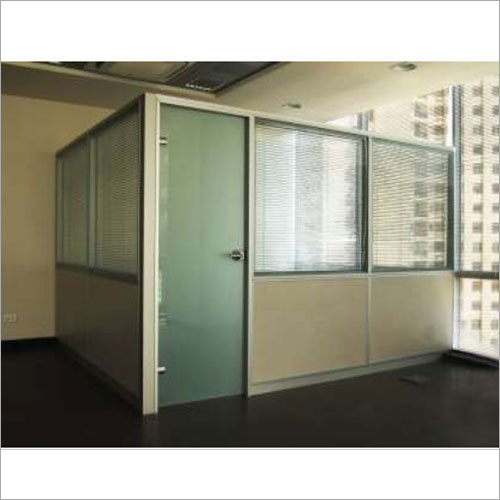 Modern Aluminum Office Partition