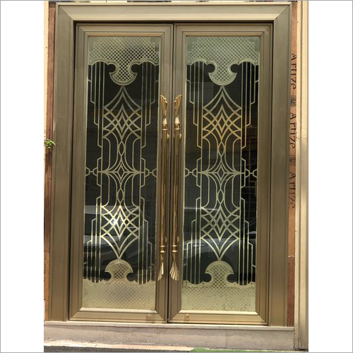 Brass Gates