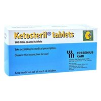 Ketosteril Tablets (Alpha Ketoanalogue - Fresenius Kabi India Pvt Ltd)