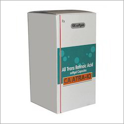 CA Atra 10 Softgel Capsule (Tretinoin (10mg) - Jenome Biophar Pvt Ltd)