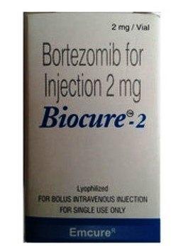 Biocure 2mg Injection (Bortezomib - Emcure Pharmaceuticals Ltd)