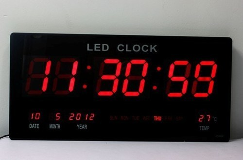 Digital LED Clock