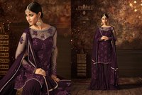 Maisha Full Embroidery Worked Gown For Women