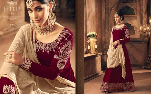maisha full worked best gown for women