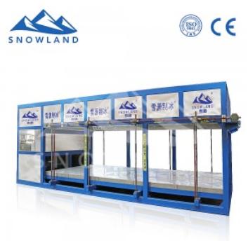 China Ice Maker, full automatic and energy-saving machine