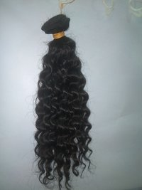 Indian Raw Natural Curly Hair Bundles