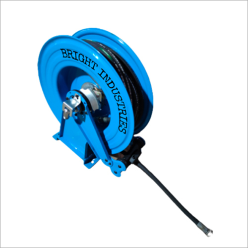Industrial Oil Hose Reel