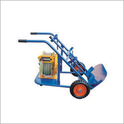 Gas Hose Reel Trolley