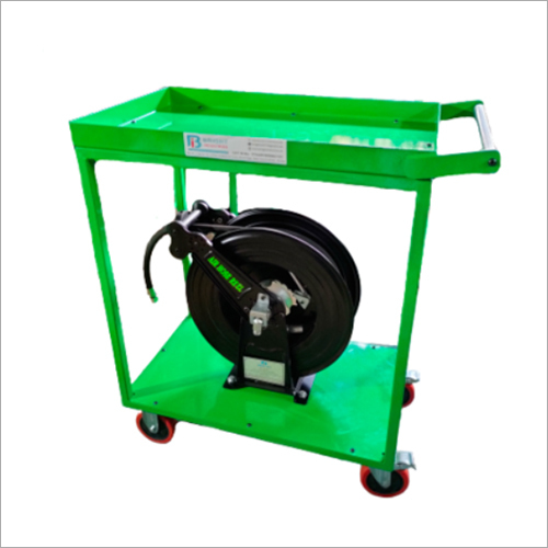 Portable Hose Reel Trolley