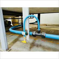 Air pipe line