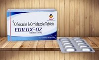 Ofloxacin 200 Mg & Ornidazole 500 Mg Tablets
