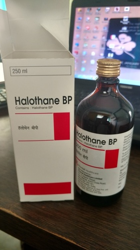 Halothane BP 250ML