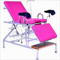 Gynae Examination Table Delux SS