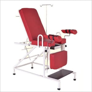 Gynae Examination Table Delux MS