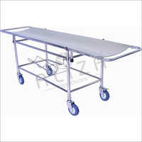 Stretcher on trolley-Fully SS