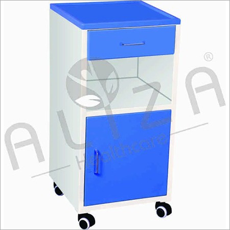 Membrane Pressed Bedside Locker