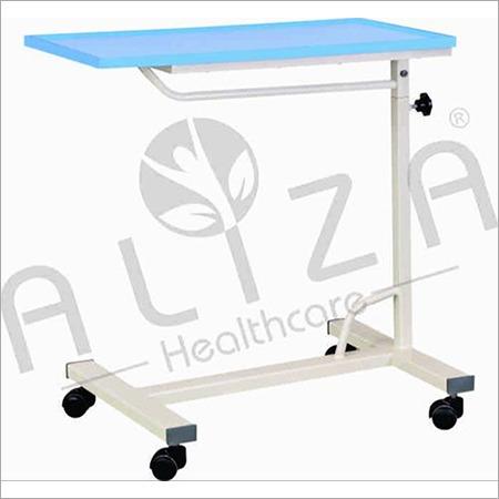 Adjustable Bedside Table Knob Mechanism