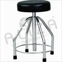 Cushion Top Revolving Stool