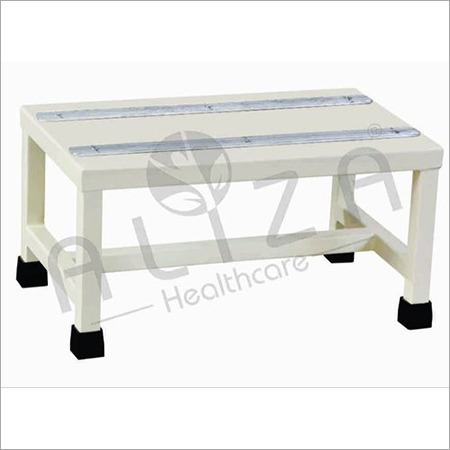 Single Foot Step Stool MS