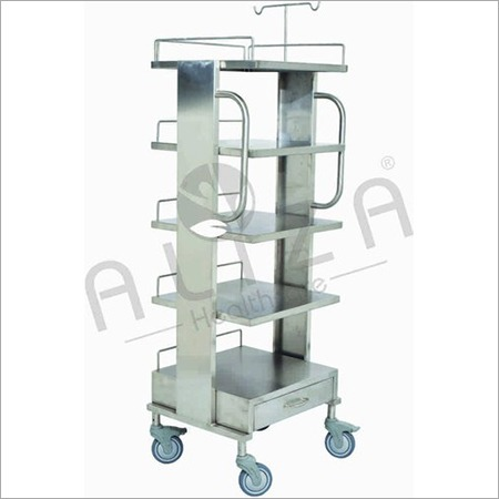 Monitor Trolley - SS