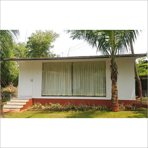 Cement Fiber Sheet Accommodation Cabin