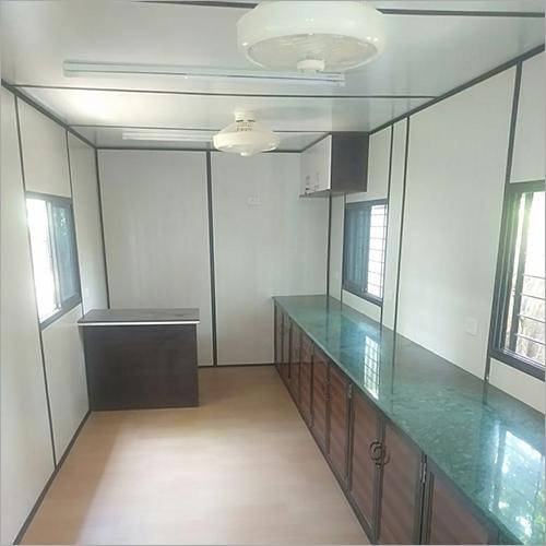 Cabin Kitchen Pantries