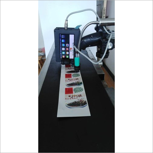 Electric Inkjet Coding Machine