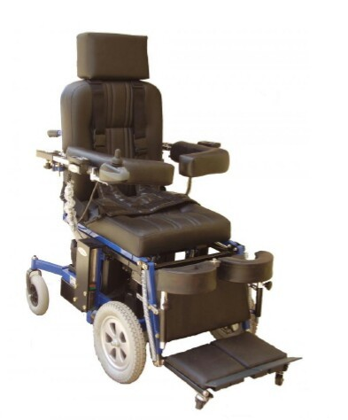 Multi Function Standup Powered Wheelchair