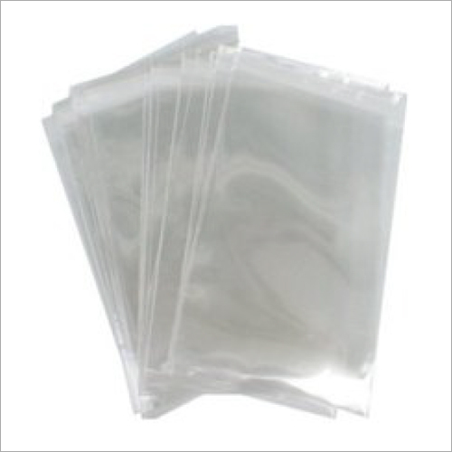 LDPE Transparent Packaging Bag