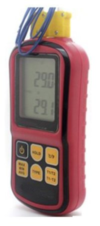 THERMOMETER AND THERMOCOUPLE