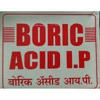 Boric Acid   I P